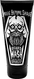 GRAVE BEFORE SHAVE™ Beard WASH Shampoo 6oz. Tube