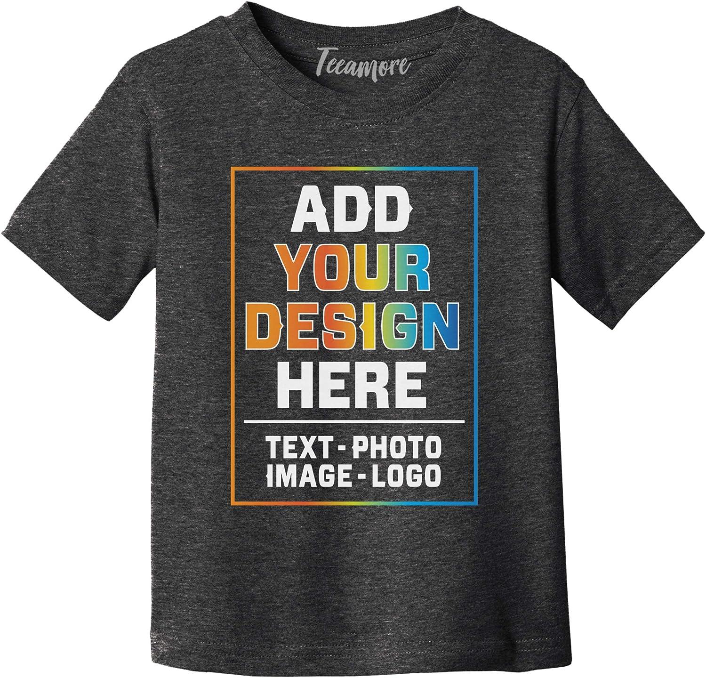 Denver Mall Custom T Shirt for Toddler Boy Dedication Girl Own Image Your Design P Text