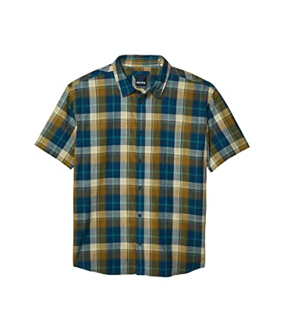 Prana Benton Shirt (Woodland) Men