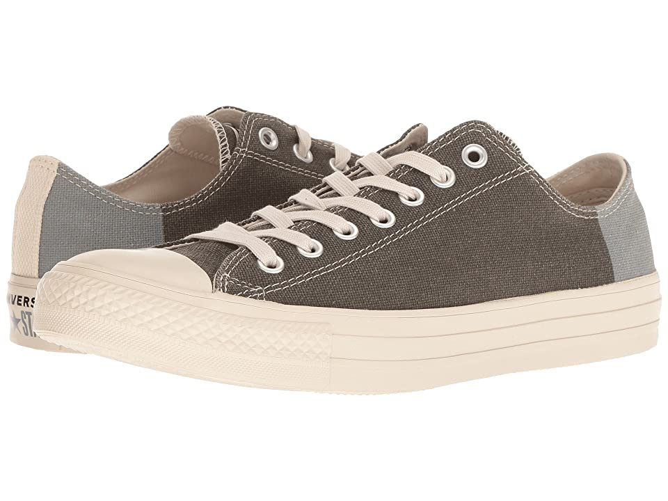 Converse Chuck Taylor(r) All Star(r) Ox Jute Americana (Jute/Black/Cool Grey) Classic Shoes