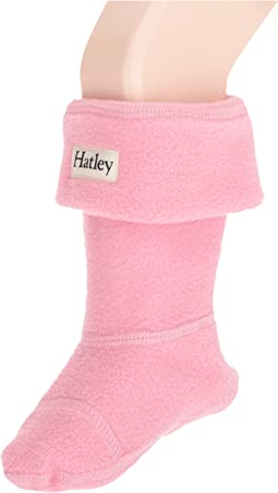 Hatley Kids - Pink Boot Liner (Toddler/Little Kid)