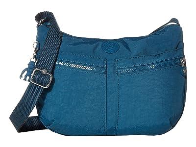 Kipling Izellah Crossbody Bag (Mystic Blue) Handbags