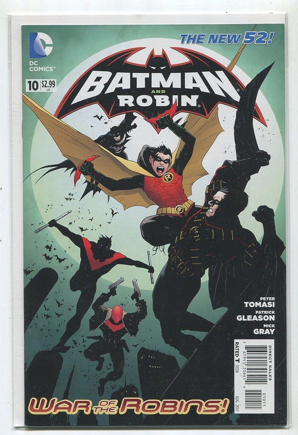 Batman And Robin #10 NM The New 52 War Of The Robins DC Comics 28