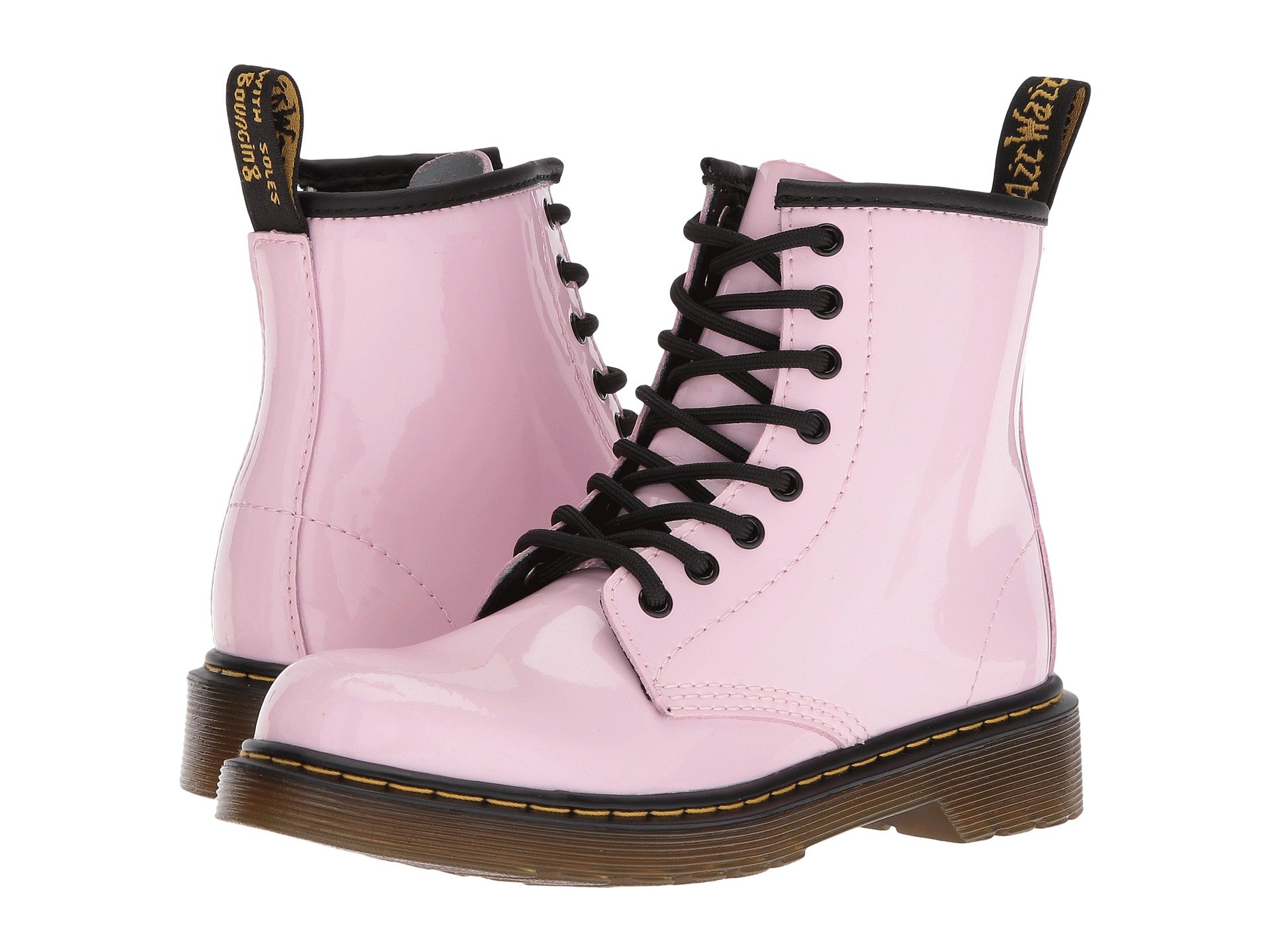 Dr Martens Kid S Collection Delaney Lace Boot Little Kid
