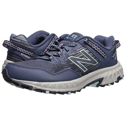 New Balance 410v6 (Vintage Indigo/White Peach) Women
