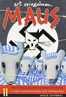 Maus II (Spanish Edition)