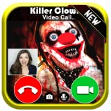 1- Open the Killer clown Fake Video Call app 2- Select Killer Clown or scary clown from the fake video calling contact list 3- Set time when you want get a Fake Video Call from Killer clown or creepy clown 4- Give the phone to your friends to apply t...