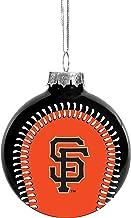 MLB San Francisco Giants Blown Glass Ball Ornament