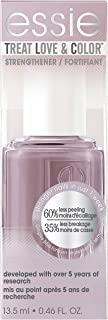 essie TREAT LOVE & COLOR Nail Polish Strengthener For Normal To Dry/Brittle Nails, On The Mauve (Cream Finish), 0.46 fl. oz.