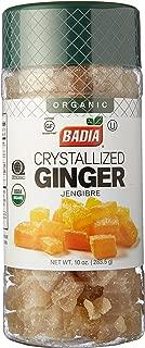 Badia Crystallized Ginger 10 oz Pack of 3