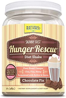 Natural Balance Skinny Fast Plus Hunger Rescue Supplement, 483 Gram