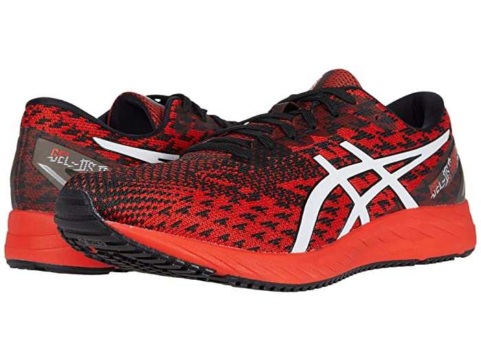 ASICS  GEL-DS Trainertm 25 (Fiery Red/White) Mens Running Shoes