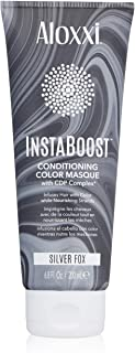 ALOXXI Instaboost Conditioning Color Masque, Silver Fox, 6.8 Fl Oz