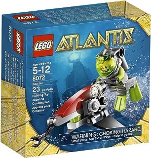 LEGO 8072 Atlantis Sea Jet