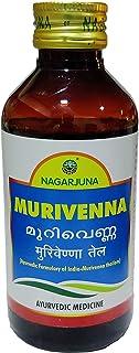 Nagarjuna Kerala Murivenna Tel 450 ml x Pack van 1