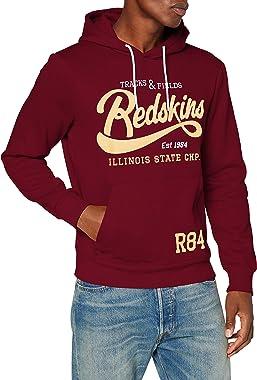 Redskins State Poster Sweatshirt à Capuche Homme