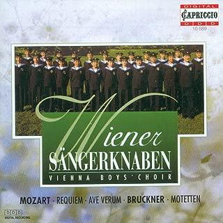 Mozart: Requiem - Ave Verum Corpus - Bruckner: Motets
