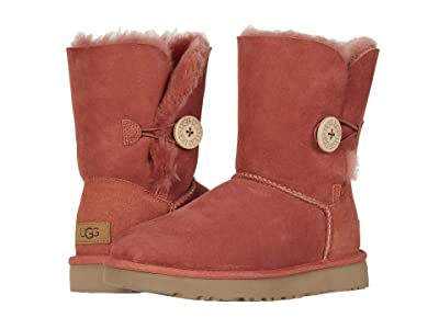 UGG Bailey Button II (Terracotta) Women