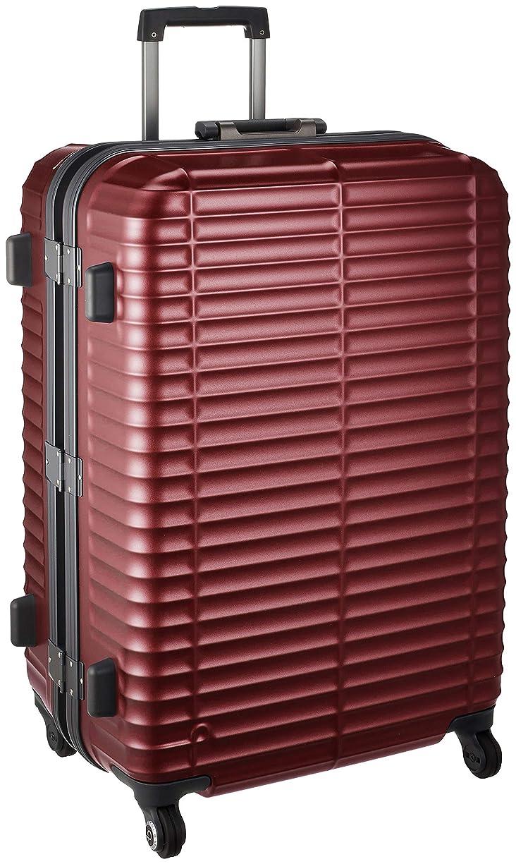 ブラウントークバランス[プロテカ] スーツケース 日本製 ストラタム サイレントキャスター 保証付 95L 66 cm 5.4kg
