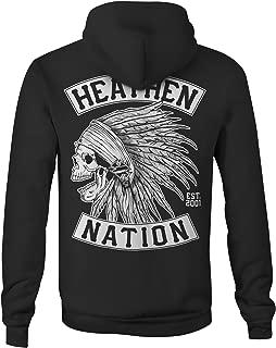 heathen hoodie