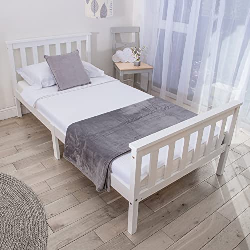 Single Bed With Mattress Included Amazon Co Uk