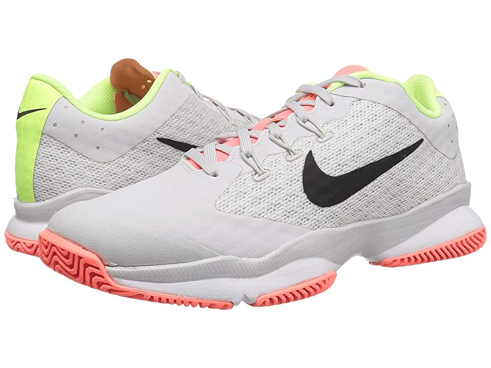 Nike Air Zoom Ultra (Vast Grey/Black/White/Volt Glow) Women