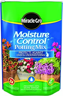 Best miracle gro organic moisture control potting mix Reviews
