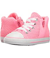 Converse Kids - Chuck Taylor All Star Sport Zip Hi (Infant/Toddler)