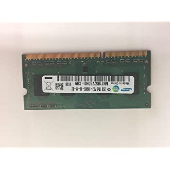 Samsung DDR3-1333 PC3-10600S S.O.DIMM 2GB バルク M471B5773DH0-CH9