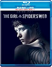 The Girl in the Spider's Web (Blu-ray + DVD)