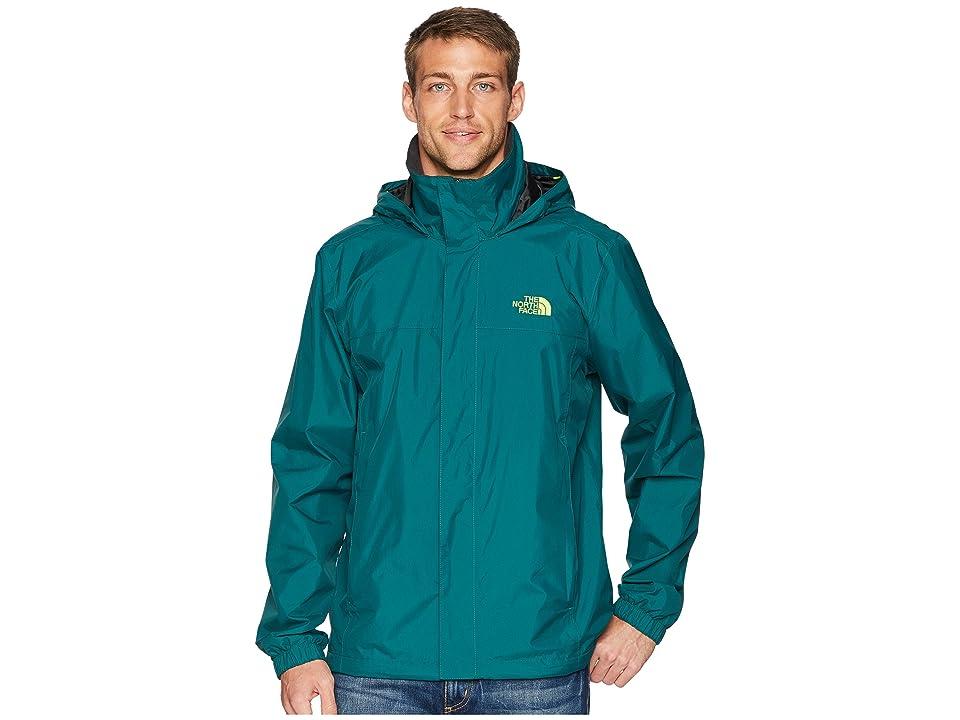 The North Face Resolve 2 Jacket (Botanical Garden Green/Botanical Garden Green) Men