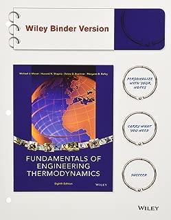 Fundamentals of Engineering Thermodynamics, Binder Ready Version