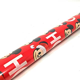Best christmas wrapping paper mickey mouse Reviews