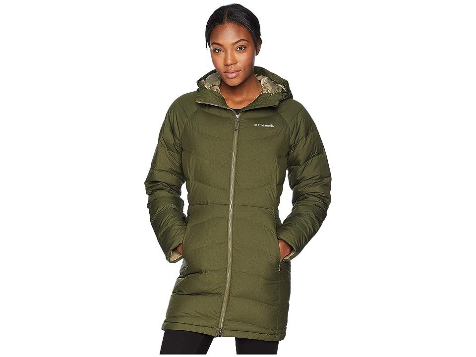 Columbia Winter Haventm Mid Jacket (Nori Heather) Women