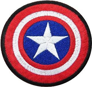 Captain America Size 2.75