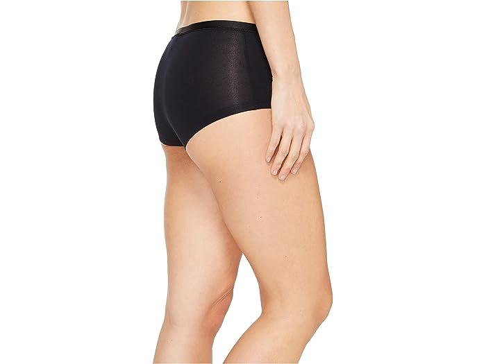Hanro Soft Touch Boyleg Black Underwear & Intimes