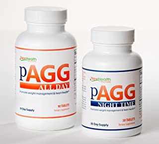 Official PAGG Stack Supplement System - 1 Month as specified in 4 Hour Body by Tim Ferriss - 100% Money Back Guarantee