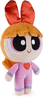 "The Powerpuff Girls - 8"" Plush - PJ Theme - Blossom"