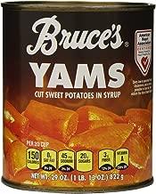 Bruce Cut Yams, 29 oz