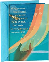 Hallmark Mahogany Religious Graduation Card (God Has Great Plans for You)