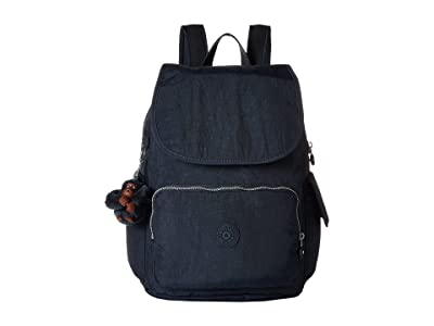 Kipling Citypack Backpack (True Blue) Backpack Bags