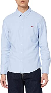Levi's Men's Ls Battery Hm Shirt Slim Casual