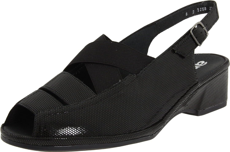 ARA Kvinnors Rykte Slingback Slingback Slingback Sandal  fabriksbutik