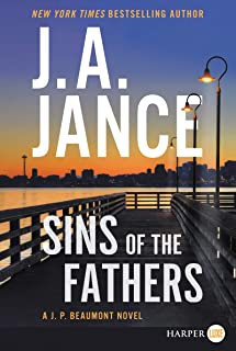 Sins Of The Fathers [Large Print]