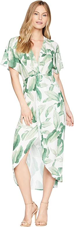 Dept Maxi Jurk.Dept Dreamy Flower Maxi Dress Celedon Green Women Shipped Free At