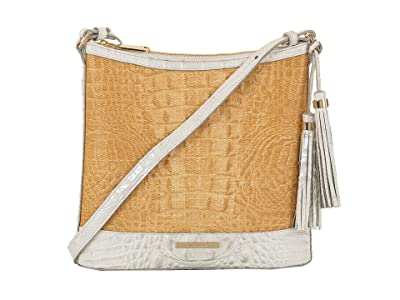 Brahmin Bijou Katie Crossbody (Daydream) Handbags