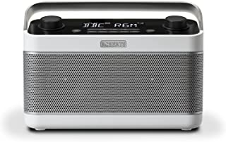 Roberts BLUTUNE5 DAB+/DAB/FM Radio with Bluetooth and Alarm Function - White