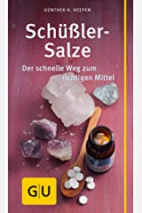Schüßler-Salze (GU Kompass Gesundheit) Kindle Ausgabe