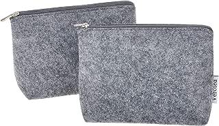 Best grey felt purse Reviews