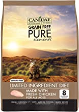 canidae pure elements cat food